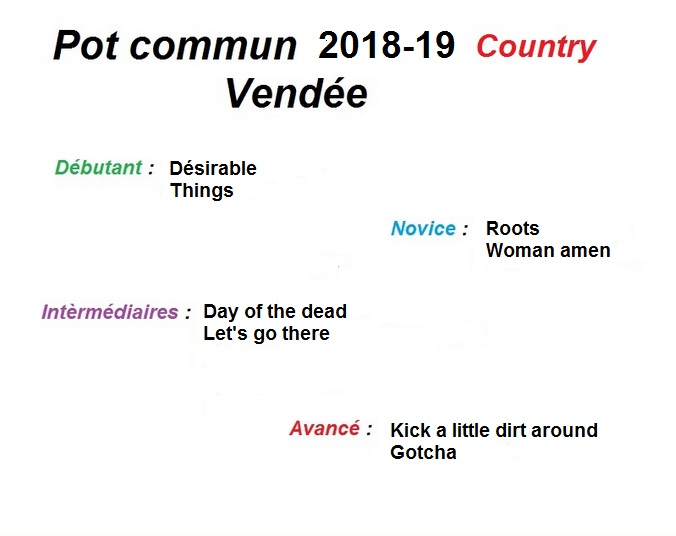 Pot commun 2018 19 vendee country