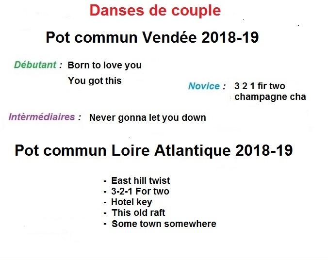 Pot commun couple 1