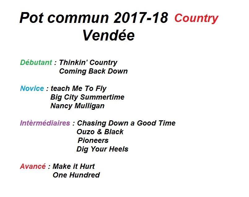 Pot commun vendee 2017 18